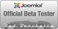 Joomla! 1.5 Beta 2 - Red Barchetta